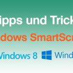 SmartScreen komplett abschalten - UPDATE Win 10 Creator