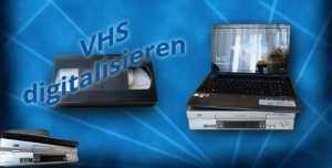 So retten Sie ihre VHS Videos