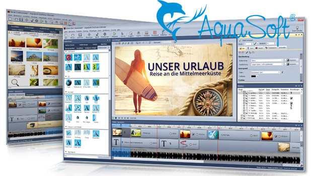 Aquasoft DiaShow 8 Premium kostenlos