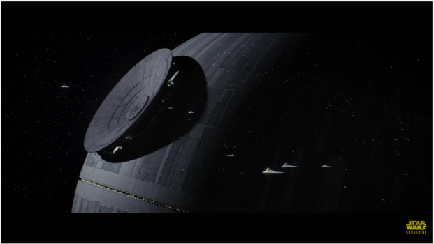 Star Wars: Rogue One der erste Trailer
