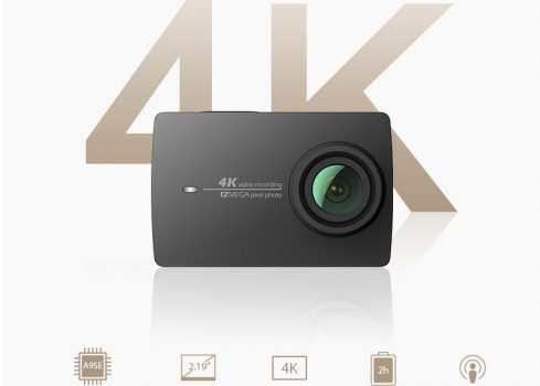 4K-Action-Cam von Xaomi