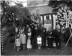 japanische Famile