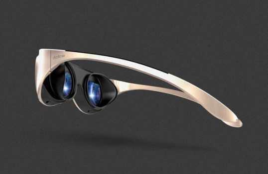 Dünne und leichte VR-Brille aus China