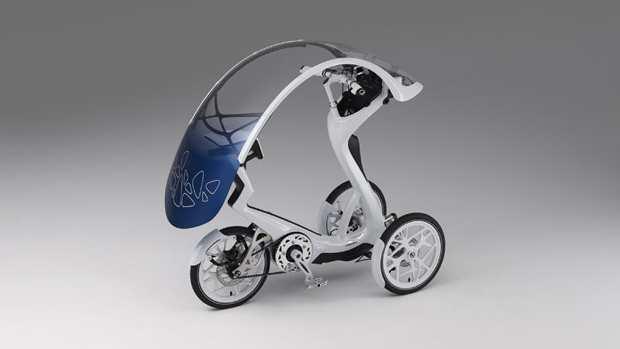 Yamahas Konzepte für die Mobilität der Zukunft