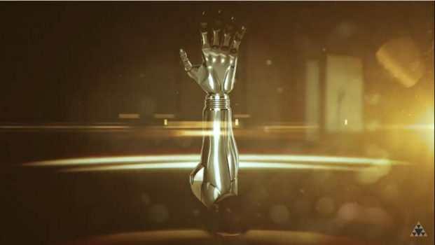 Von Deus Ex inspirierte Armprothese entwickelt