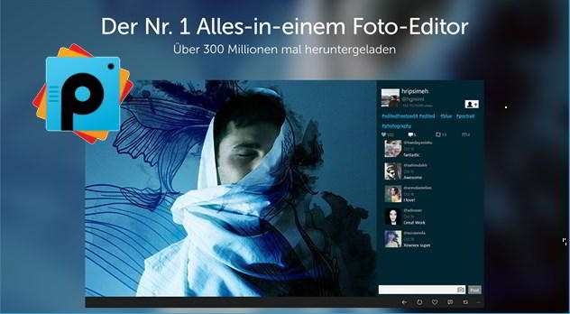 Neue Version von PicsArt mit kostenlosen Cliparts
