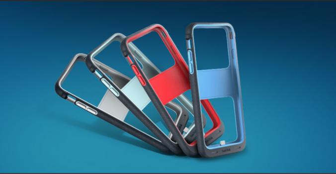 iPhone Case mit Speicher und Akku von SanDisk
