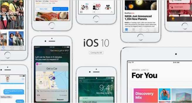 iOS 10 wird persönliche Daten nur mit Einverständnis sammeln