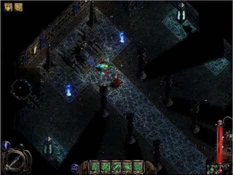 Action-Rollenspiel Nox gratis bei Origin