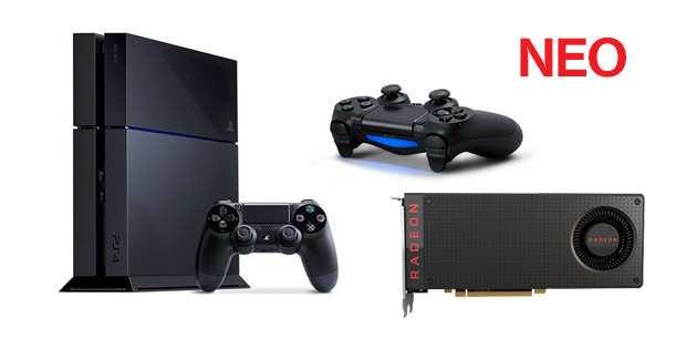 Sony Playstation Neo soll auf Radeon RX480 setzen