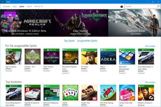 Microsoft will Spiele auch über Steam verkaufen