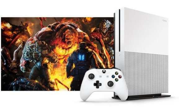 Erste Bilder der Xbox One S
