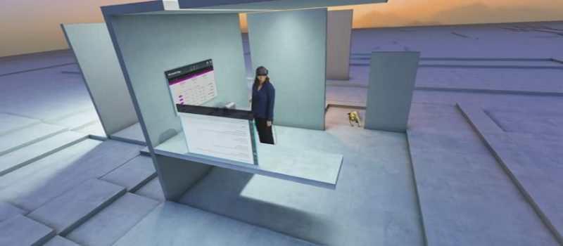 Windows Holographic Shell vorgestellt