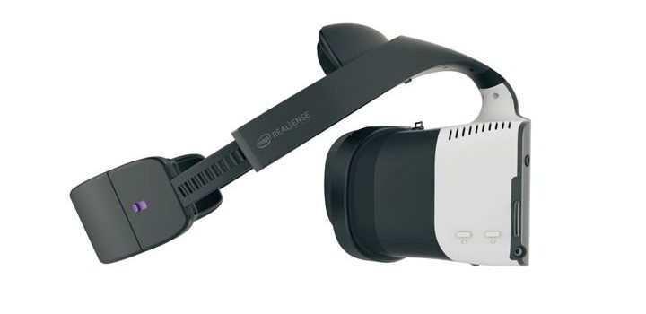 IDF 16: Project Alloy VR mit Intel