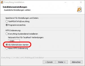 Windowsservice oder selbst starten