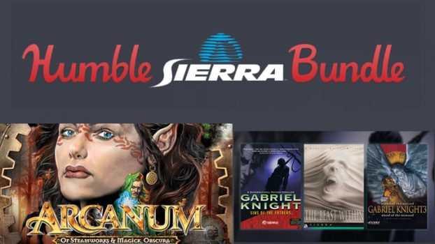 Humblebundle bringt erneut die volle Sierra Packung