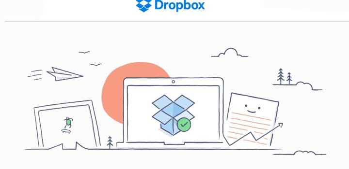 Dropbox Passwort besser ändern