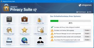 Steganos Privacy Suite 17