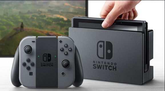 Weitere Infos zur Nintendo Switch