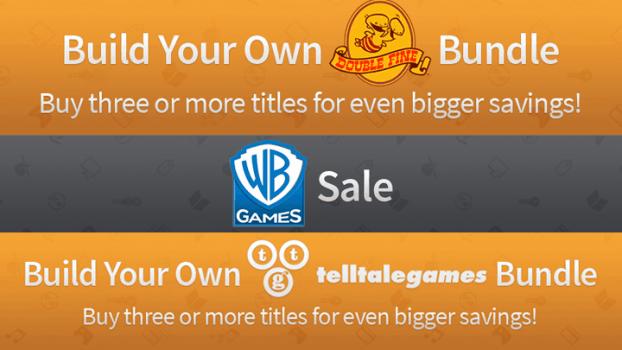 Spiele-Bundles zum selbst zusammenstellen