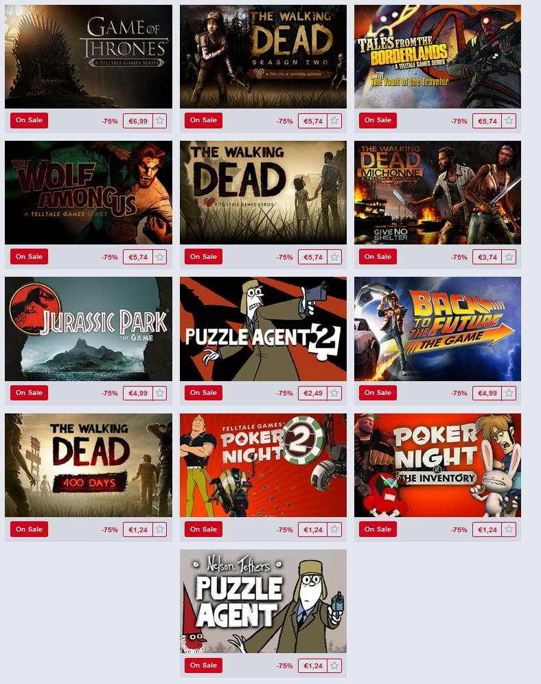 Games Angebote