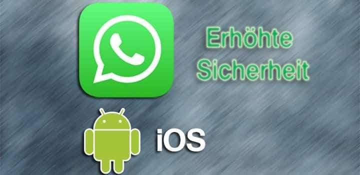 Zwei-Faktoren-Authentifizierung für WhatsApp