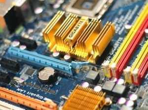 Computer-Aufrüstung