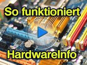 Video-Anleitung zu HWInfo32