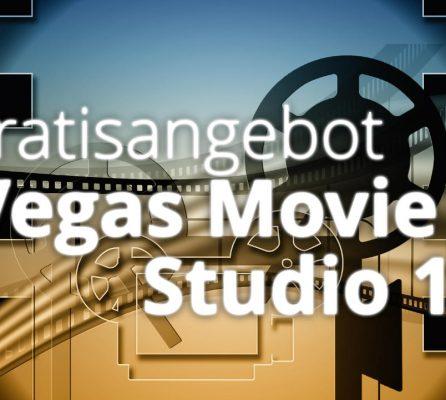 [Update] Magix Vegas Movie Studio 13 gratis