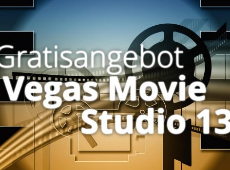 [Update] Magix Vegas Movie Studio 13 gratis
